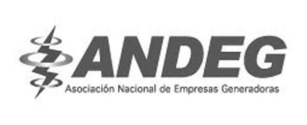 ANDEG - Asociación Nacional de Empresas Generadoras