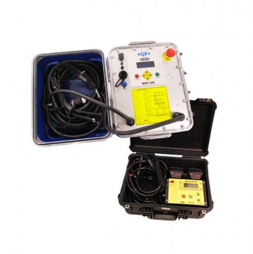 Equipo de electrofusión 3