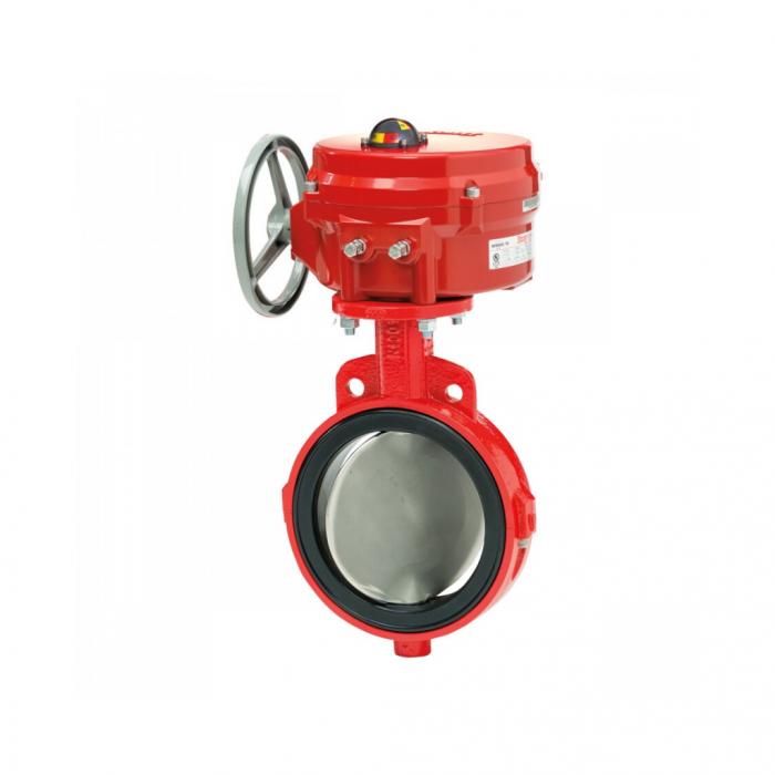 La válvula de mariposa con asiento elástico Serie 20/21 supera los altos estándares requeridos en aplicaciones de válvulas sanitarias y las características y capacidades de flujo inherentes.