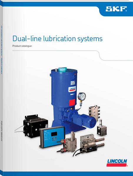 Sistemas de lubricación de línea dob