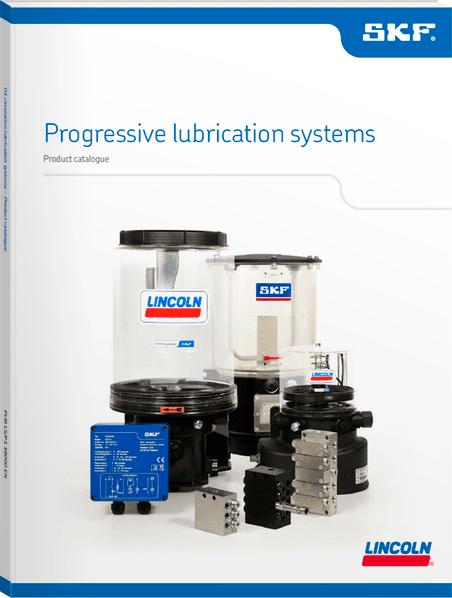 Sistemas de lubricación progresivos