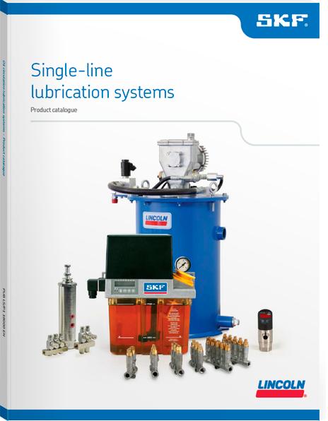Sistemas de lubricación de línea simple