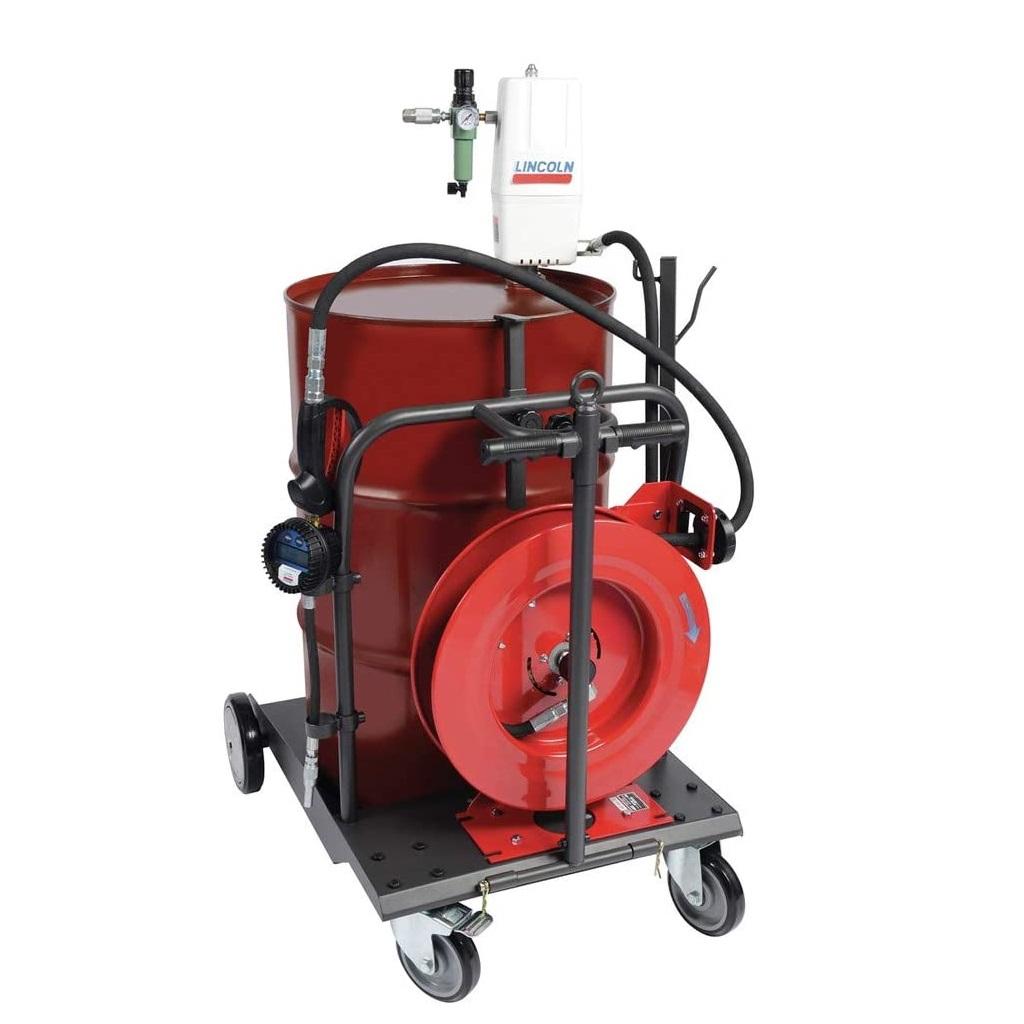 kit de lubricación