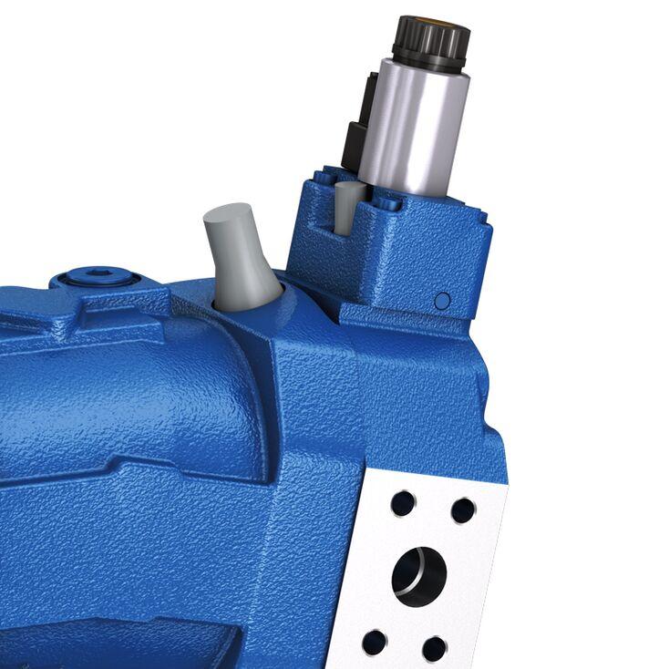 Motores hidráulica móvil Rexroth