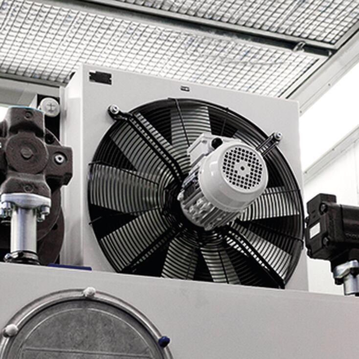 Accesorios hidráulica industrial Rexroth