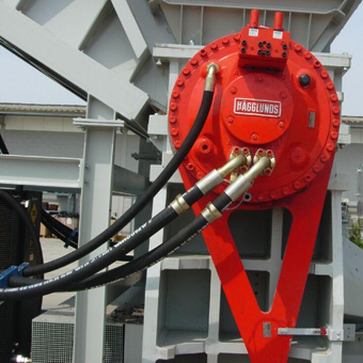 Motores industriales Rexroth
